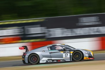 Blancpain GT series – Frijns and Leonard give Audi first win of 2017 in hectic qualifying race