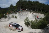 Kajetanowicz is the ERC seajets Acropolis Rally god