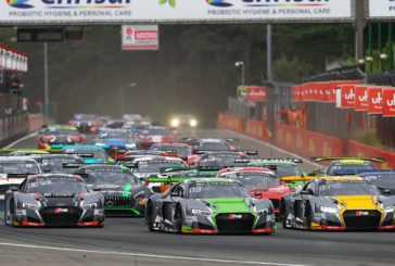 Blancpain GT Series – Audi dominates main race in Zolder