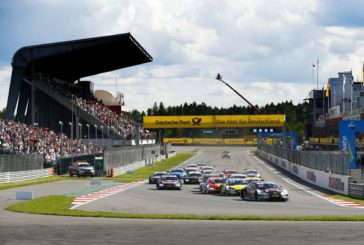 Winner Rast claims back points' lead and is the DTM half-time champion