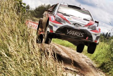 WRC – Toyota Gazoo Racing's trio of Finns ready to fly at home