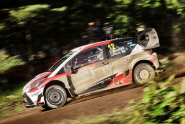 WRC – Lappi leads for TOYOTA into final day of Rally Finland
