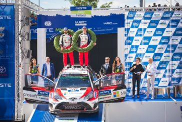 WRC – Historic result for Toyota Yaris WRC at home