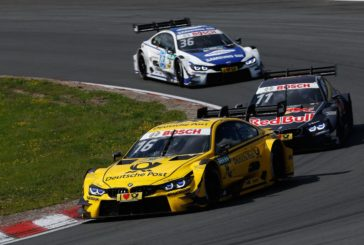 BMW one-two-three in the Saturday race at Zandvoort – Glock wins, ahead of Wittmann and Martin.