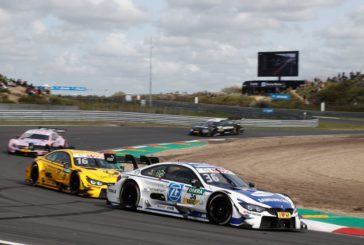 DTM – Four BMW drivers in the points on Sunday at Zandvoort