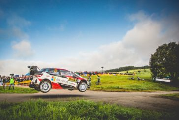WRC – A strong finish for Toyota Gazoo Racing in Germany
