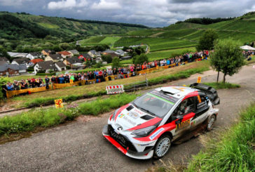 WRC – Tricky asphalt tests Toyota Gazoo Racing trio
