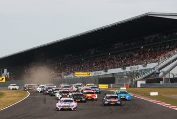Temple of motor racing stages the start into the final spurt of the DTM season