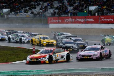 Bad luck for BMW drivers as rain turns Eifel race into a lottery – Farfus and Wittmann in the points