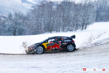WRC – Monte-Carlo, J3 : conditions « monte-carlesques » !
