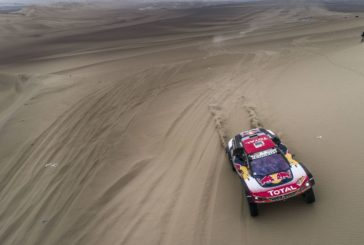 Peugeot lions roar while some Dakar dreams turn to dust on D2
