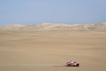 Experience pays off on tough stage three terrain of Dakar Rally