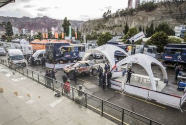 Rest Day at Dakar brings calm before the storms in second week