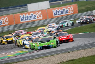 Czech premiere: Autodrom Most to host ADAC GT Masters