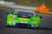 A 1-2 for GRT Grasser Racing in the second ADAC GT MASTERS race at Oschersleben