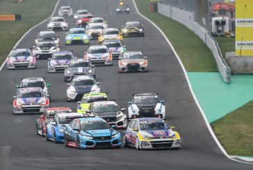 ADAC TCR Germany : Florian Thoma sauve son week-end avec un Top 5