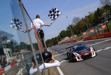 Attempto Racing triumph in dramatic Zolder contest to secure maiden Blancpain GT Series victory
