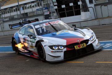 Spectacular weekend for BMW M Motorsport with starts in the FIA WEC, DTM and the IMSA series