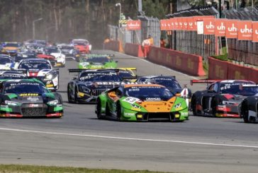 Bortolotti and Engelhart begin title defence in perfect fashion with Zolder victory for Grasser-Lamborghini
