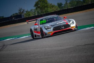 Lights-to-flag win at Buriram: Patric Niederhauser wins second race in Blancpain GT Series Asia