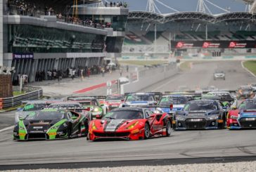 30 cars set for Blancpain GT Series Asia's trip to Thailand