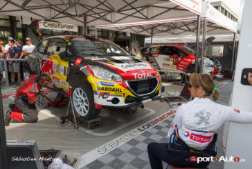 Le Rallye du Chablais sur les starting-blocks