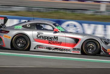 GruppeM Racing celebrate GT3 and GT4 victories at Buriram
