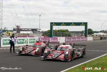 Rebellion Racing premier Team non-Hybride aux 24 Heures du Mans 2018 !