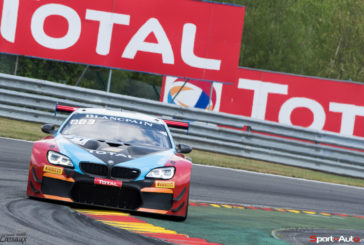 BMW on provisional pole, Audi Sport quickest of the Intercontinental GT Challenge manufacturers
