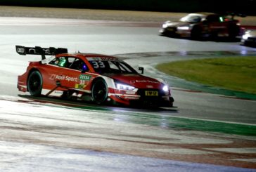 Audi strongest manufacturer at the DTM in Italy