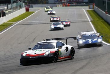 Double Le Mans winner Porsche travels to Silverstone leading the points
