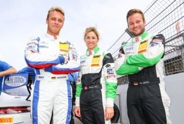ADAC GT Masters at the Sachsenring: Penultimate round in thrilling battle for title