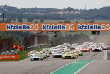 ADAC GT Masters – Audi drivers Erhart and Kaffer spring surprise victory