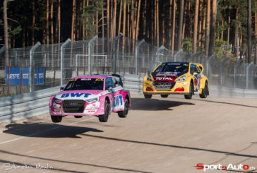 A la découverte du World Rallycross Championship (WRX)