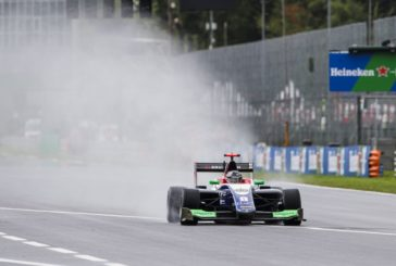 GP3 – Beckmann cruises to victory in wet Monza Race 1