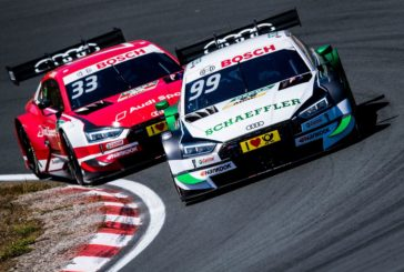 Nürburgring this weekend: 150th DTM race for Audi driver Mike Rockenfeller