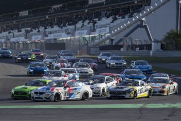 GT4 Sprint Cup Europe ready to hit the track at Hockenheim