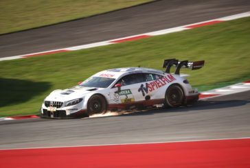 Paul Di Resta takes championship lead from Gary Paffett