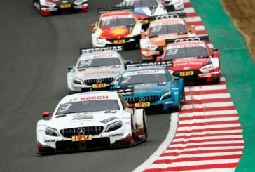 Traditionally good: DTM at the Nürburgring
