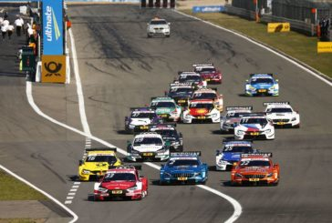 DTM – A perfect weekend: René Rast scores historic success at the Nürburgring