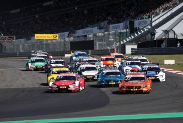 DTM at Spielberg: The full monty and plenty of excitement