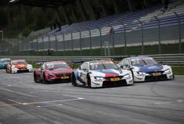 300th DTM race for BMW in Spielberg – Three BMW M4 DTMs finish in the top-ten