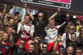 WRC – One-two for Toyota Gazoo Racing and a hat-trick for Tänak
