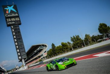 An outstanding 3rd place finish in the 2018 Blancpain GT Team Championship for the GRT Grasser Racing Team