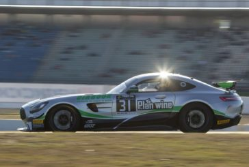 Victory for Gilles Magnus in second GT4 Sprint Cup Europe race at Hockenheim