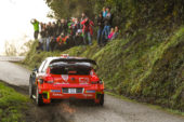 A two-sided challenge for the C3 WRC