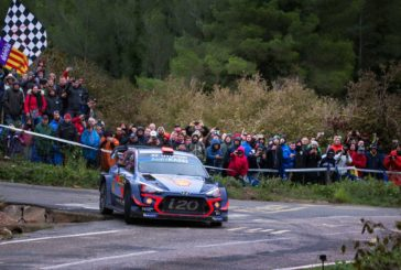 WRC – Hyundai Motorsport has finished Rally de España with two cars inside the top-five