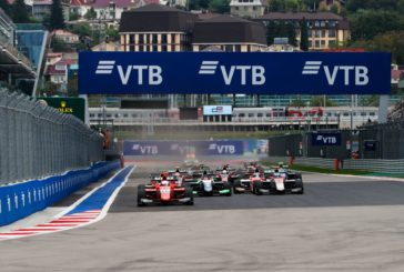 GP3 – Beckmann snatches victory on final lap of Sochi Race 2