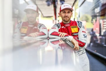 DTM finale: Audi driver René Rast fights for second title