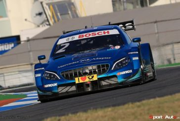 Gary Paffett wins DTM title in spite of René Rast's six-pack